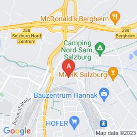 Standorte von GWH Jobs in Thalgau - August 2018