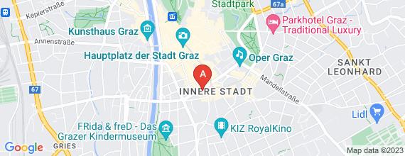 Standort von Telefonische Kundenbetreuer (m/w)  Graz (Teilzeit)