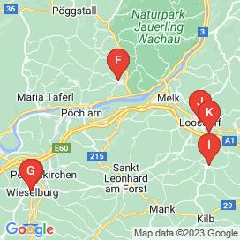 Standorte von Jobs in Sankt Frein - Juni 2018