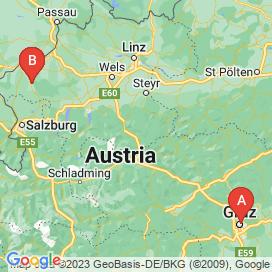 Standorte von Textiltechnik Jobs  - Mai 2018