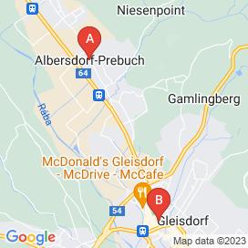 Standorte von Art Jobs in Gleisdorf - Mai 2018