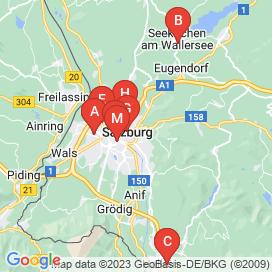 Standorte von 10+ Kultur Jobs in Salzburg - Juli 2018