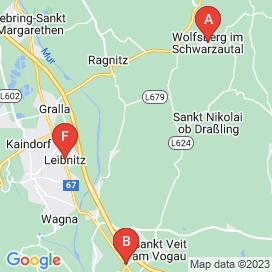 Standorte von Arbeitsplatz Jobs in Leibnitz - Juni 2018