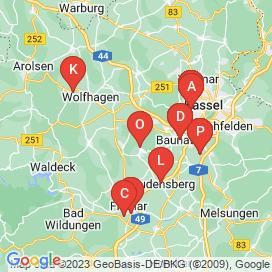 Standorte von 10+ Jobs in Bad Emstal - Juli 2018