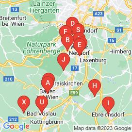 Standorte von Jobs in Baden - Mai 2018