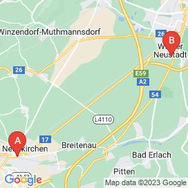 Standorte von Berufserfahrung Produktion/Fertigung/Industrie und Vollzeit Jobs in Seebenstein