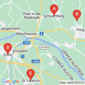 Standorte von Fahrzeug Jobs in Perg - Juni 2018