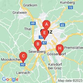 Standorte von Kaufmaennischer-Leiter Jobs in Graz - April 2018