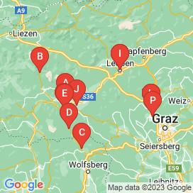 Standorte von Jobs in 8741 - Mai 2018
