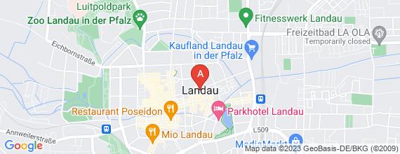 Standort von stellvertretende Filialleitung (m/w), Landau (Einzelhandelskaufmann/-frau)