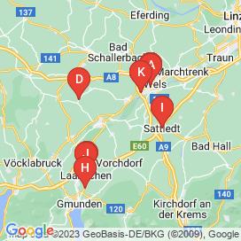 Standorte von Fertigungstechnik Jobs in Bad Wimsbach-Neydharting - Juni 2018