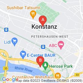 Standorte von Assistenz Jobs in Weinfelden - Mai 2018