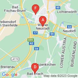 Standorte von Vollzeit Jobs in Seebenstein - Mai 2018