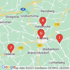 Standorte von 10+ Reinigung / Hausbetreuung / Sicherheit Jobs in Brand-Erbisdorf