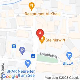 Standorte von Bar Jobs in Saalfelden Am Steinernen Meer - September 2018