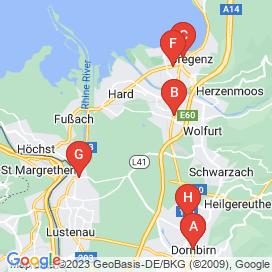 Standorte von Leiter Jobs in Schwarzach - Mai 2018
