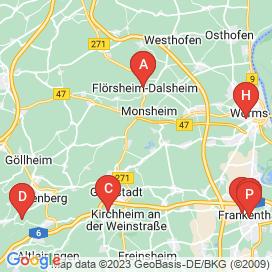 Standorte von 50+ Jobs in Grünstadt - August 2018