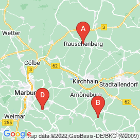 Standorte von Pflegefachkräfte Jobs in Rauschenberg - Juli 2018
