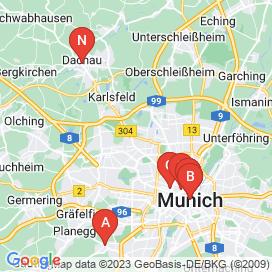 Standorte von 2290+ Jobs in München (Schwabing-Freimann) - Juli 2018