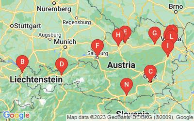 Standorte von Hilti Austria Gesellschaft m.b.H.