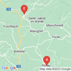 Standorte von Jobs in Birkfeld - August 2018