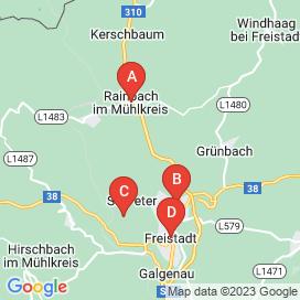 Standorte von Jobs in Sandl - Juli 2018