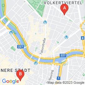 Standorte von Barista Jobs in Wien (Bezirk Innere Stadt) - Juni 2018