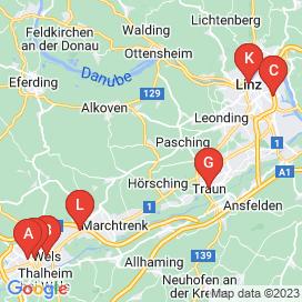 Standorte von Lagerlogistik Jobs in Hörsching - April 2018