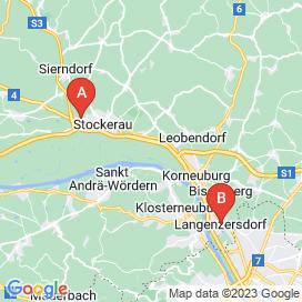 Standorte von Kundenbetreuer Jobs in Stockerau - August 2018