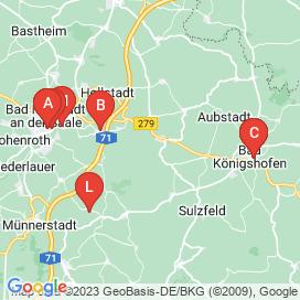 Standorte von 30+ Jobs in Großeibstadt - Juli 2018