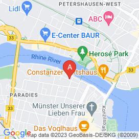 Standorte von Bau Jobs in Kreuzlingen - August 2018