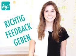 Die 9 ultimativen Tipps für konstruktives Feedback!