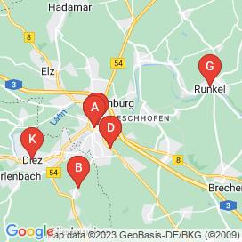 Standorte von Jobs in Verbandsgemeinde Diez - Juni 2018