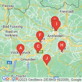 Standorte von 120+ Verkauf Handel Jobs in Oberösterreich - Juli 2018