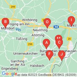 Standorte von 170+ Jobs in Altötting - August 2018