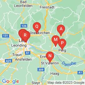 Standorte von Jobs und Stellenangebote in Lungitz - April 2018