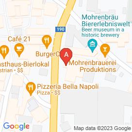 Standorte von Gestaltung Jobs in Bregenz - Juli 2018