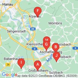 Standorte von 10+ Vollzeit Jobs in Aschaffenburg - Juli 2018