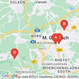 Standorte von Elektronik / Installation Jobs in Schwalmtal - Mai 2018