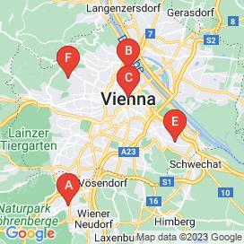 Standorte von Projektmitarbeit Jobs in Wien - April 2018
