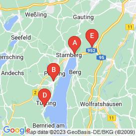 Standorte von Teilzeit / Aushilfskraft Jobs in Feldafing - August 2018