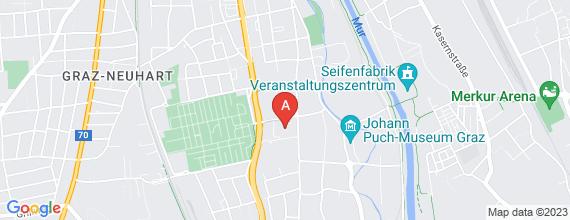 Standort von Backshop-Mitarbeiter/in 8020 Graz,  Lauzilgasse 21-23  (24 Std./Woche)