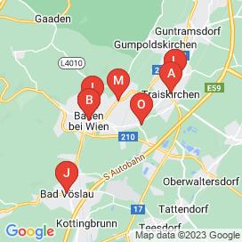 Standorte von 30+ Jobs in Dammgasse, Baden - August 2018