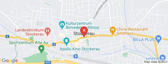 Standort von Filialleiter/in