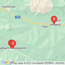Standorte von Hotellerie Jobs in Saalbach - Juli 2018
