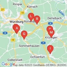 Standorte von 40+ Jobs in Ochsenfurt - August 2018