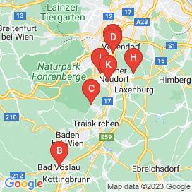 Standorte von 50+ Web Jobs in Baden - August 2018