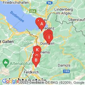 Standorte von 10+ Gehalt von 1130 € bis 2470 €, Gute Deutschkenntnisse und Vollzeit Jobs in Diepoldsau