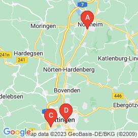 Standorte von Sekretaerin-Assistentin Jobs in Nörten-Hardenberg - Mai 2018