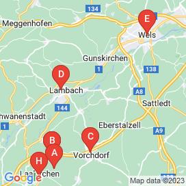 Standorte von Samstagskraft Jobs in Lambach - August 2018